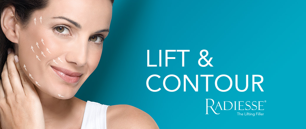 Lift and Contour - Radiesse® The Lifting Filler